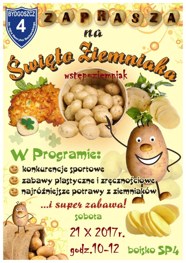 Święto Ziemniaka w SP4