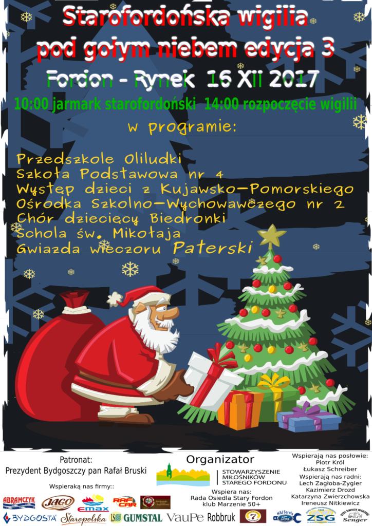 Wigilia 16-12-2017